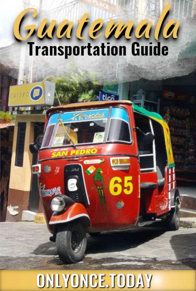 Guatemala transportation