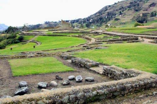 Ingapirca - Cuenca - Ecuador