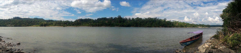 Misahualli canoe trip - Ecuador