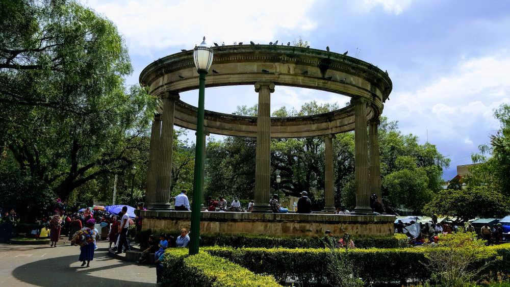 Parque Centro America - Xela