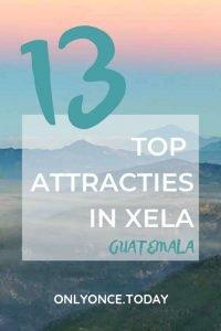 Top attracties in Xela Guatemala