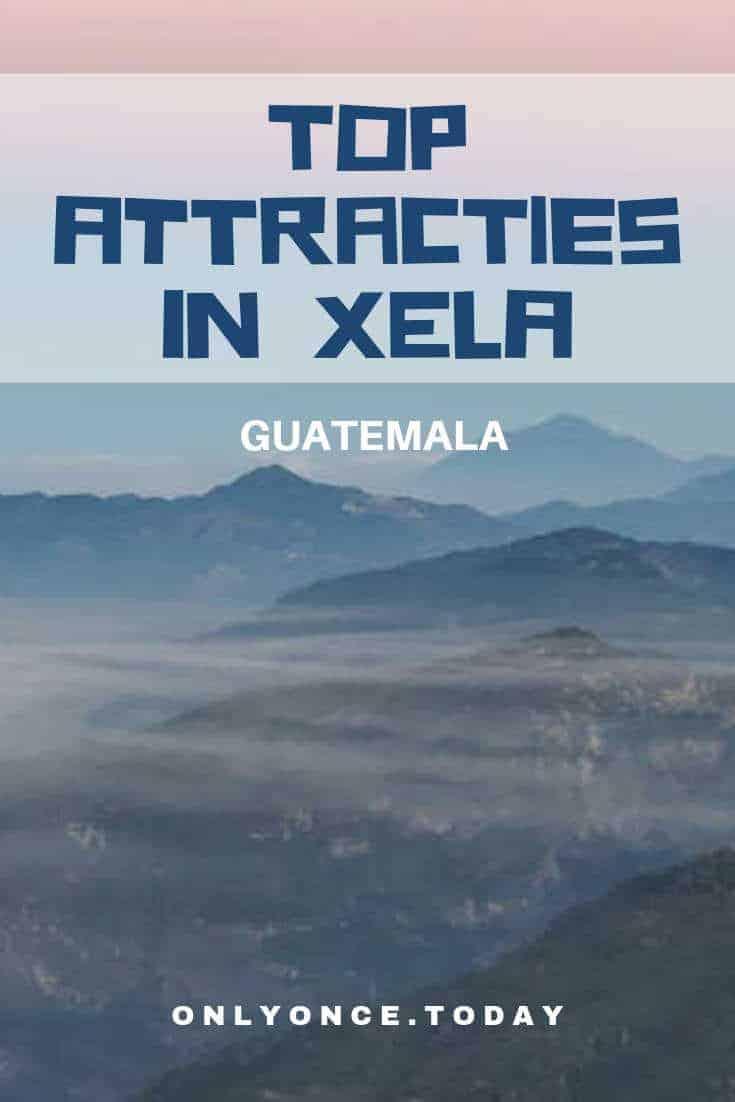 Top attracties in Xela