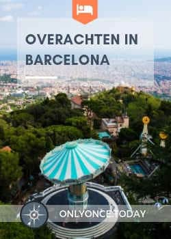 Overnachten in Barcelona - Spanje