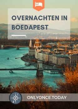 Overnachten in Boedapest - Hongarije