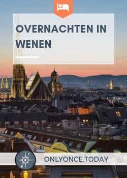 Overnachten in Wenen - Oostenrijk