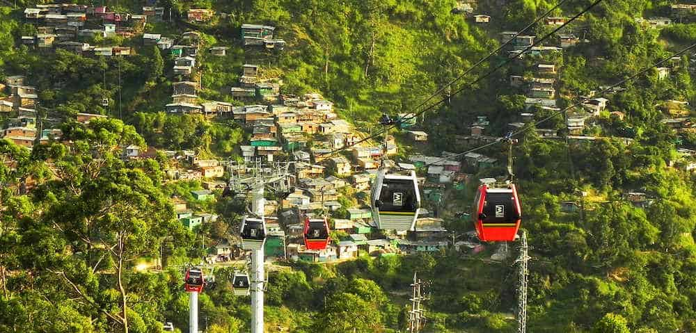 Public Transportation in Medellin Travel Guide