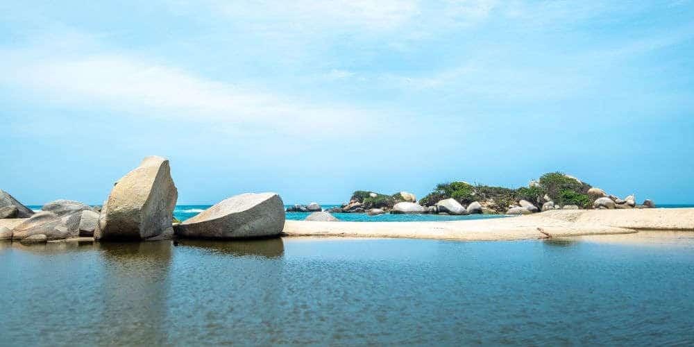Parque Tayrona Arrecifes