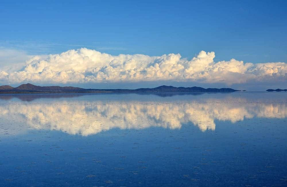 Salt flats facts