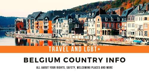 Belgium - LGBT+ country information