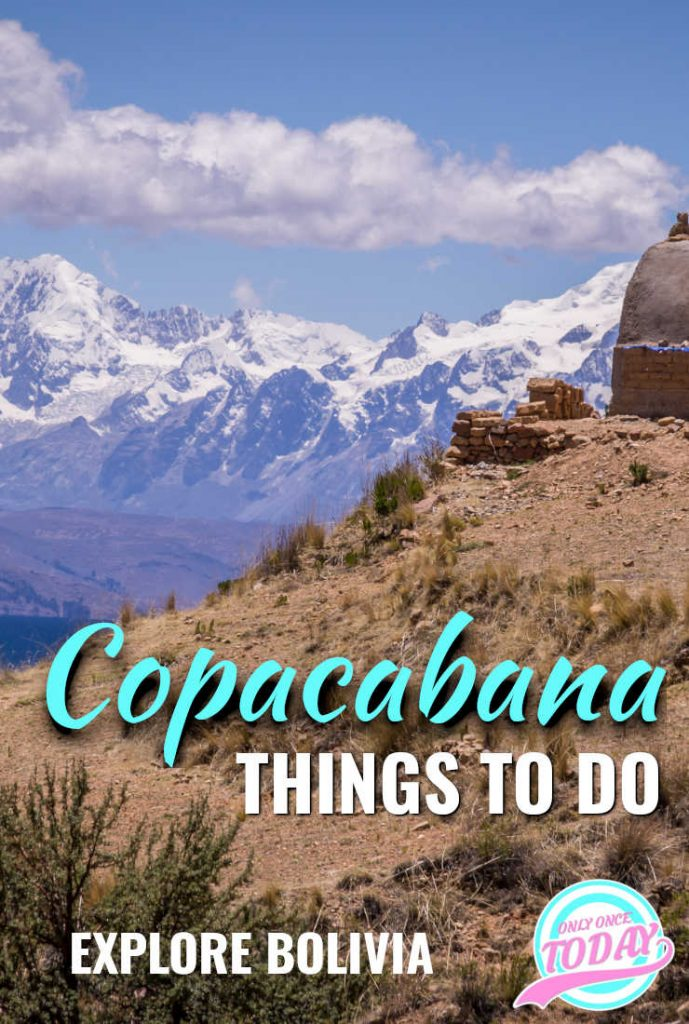 Things to do in Copacabana Bolivia