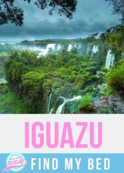 Iguazu find my bed