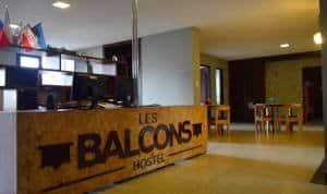 Les Balcons Popayan Colombia