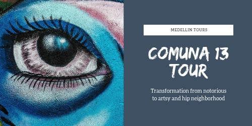 Medellin Comuna 13 tour