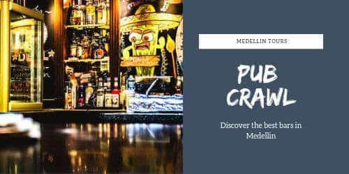 Medellin pub crawl