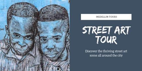 Medellin street art tour