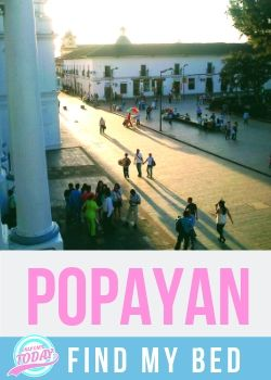 Popayan - Where to stay