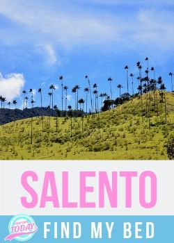 Salento - Where to stay