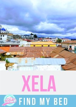 Xela - Where to stay