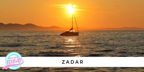 Zadar city trip