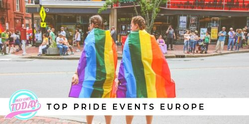 Pride events Europe
