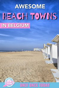 Coolest beach towns in Belgium