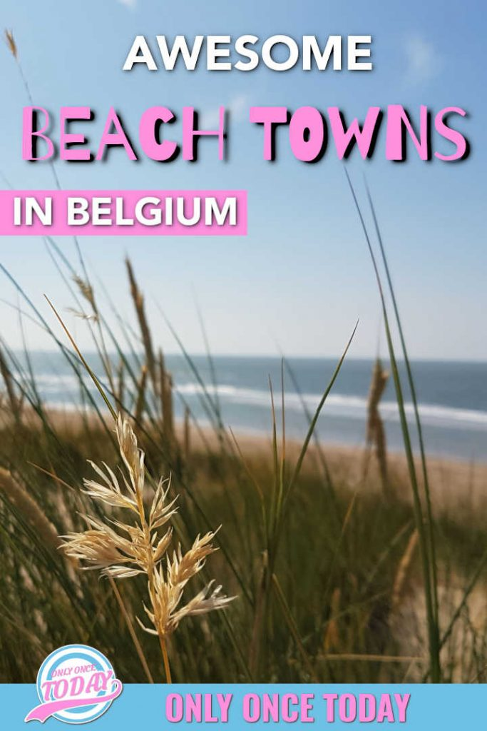 The most amazing Belgian Beaches