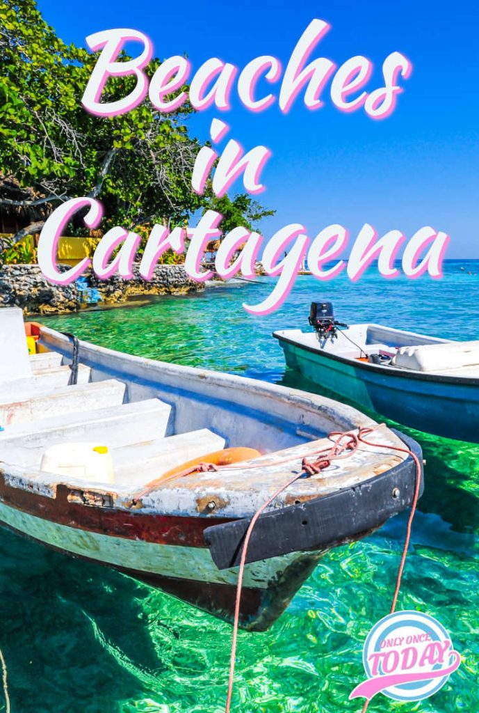 Best beaches in Cartagena Colombia