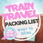 Packing list train