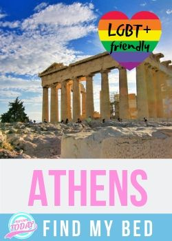 Athens Lgbt-friendly Lodging