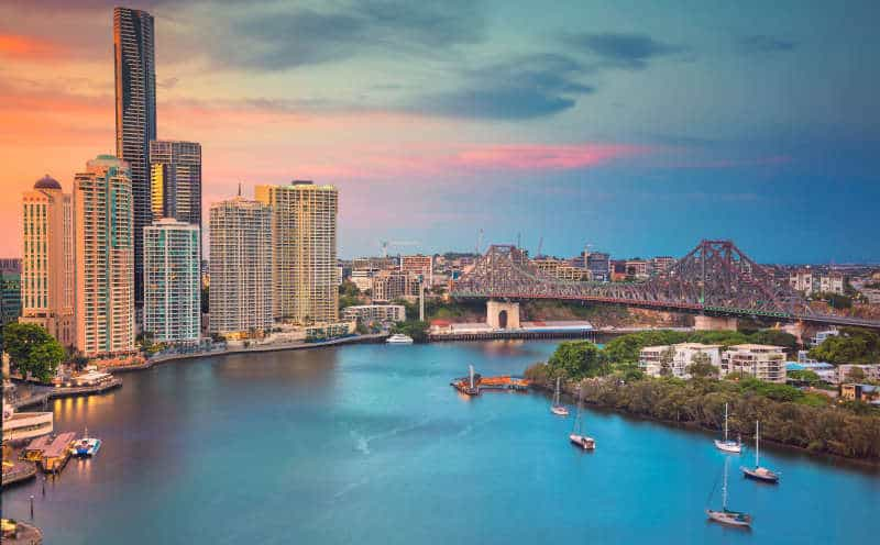 Brisbane Pride - LGBT Pride - Queensland - Australia