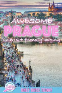 Prague LGBTQ+ friendly accommodation
