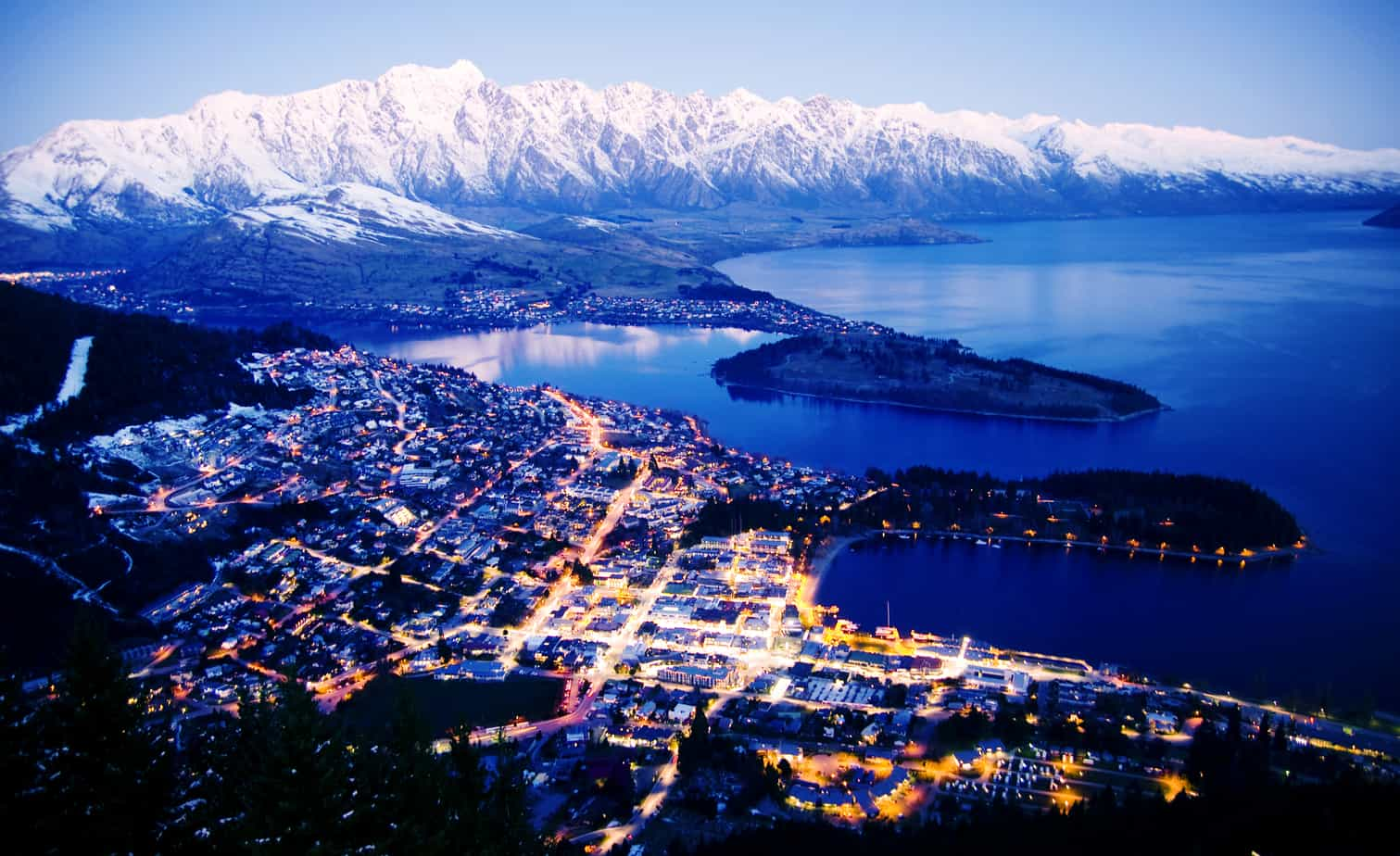 Queenstown Winter Pride - LGBT Pride Festival Queenstown New Zealand