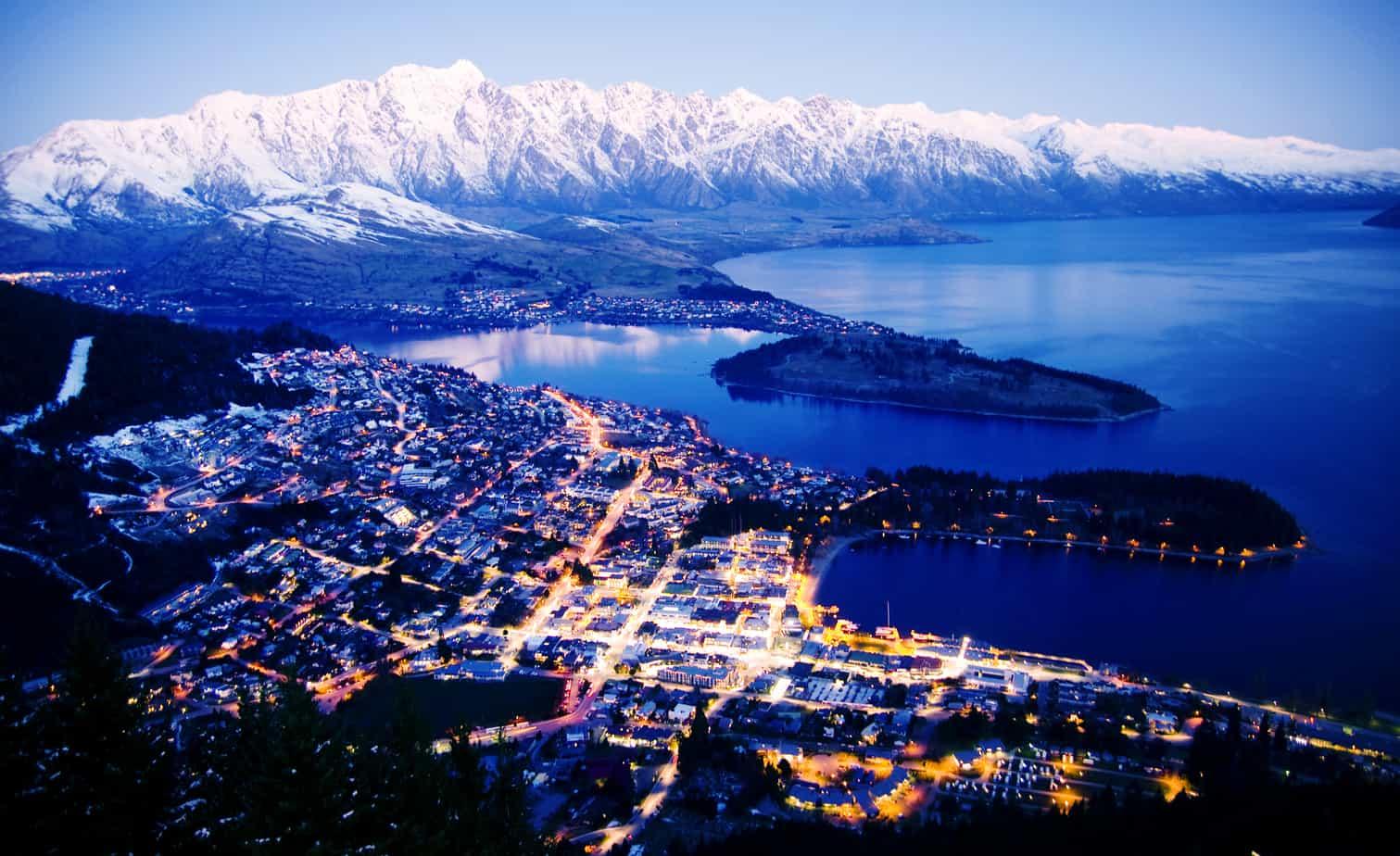 Queenstown Winter Pride - LGBT Pride Festival Queenstown New Zealand