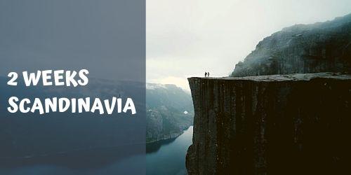 2 Weeks in Scandinavia by train