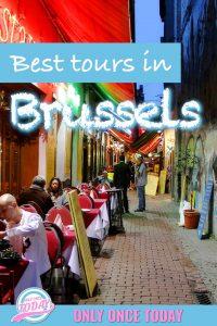 Best Tours in Brussels