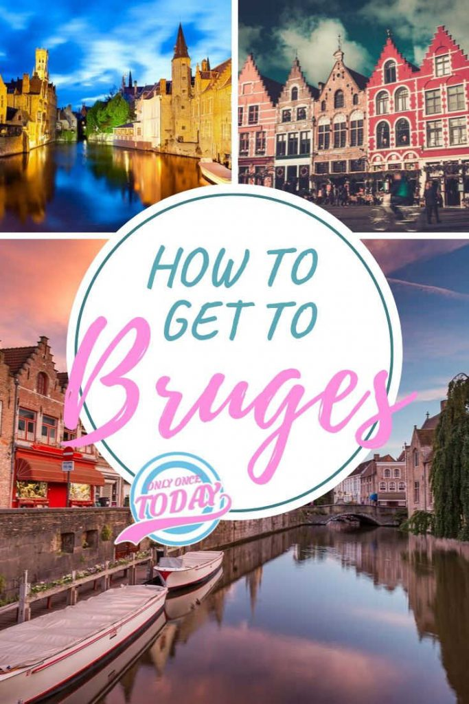 How to get to Bruges