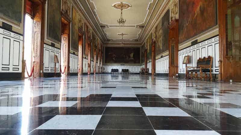 Merida Inside Palacia del Gobierno