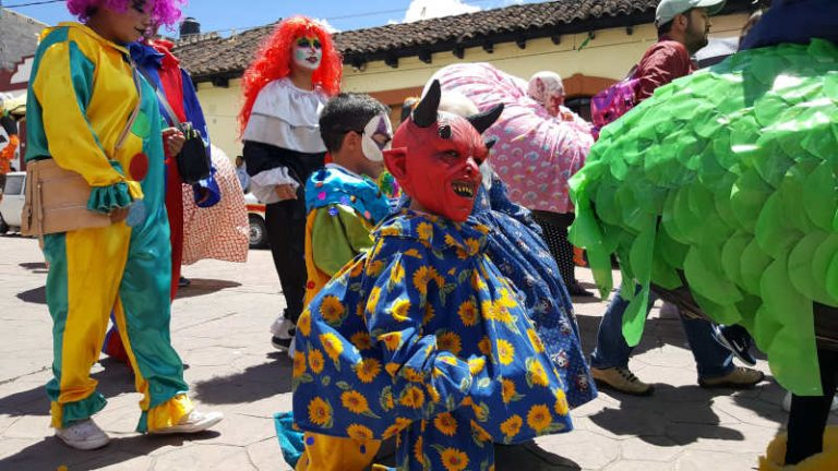 San Cristobal celebration