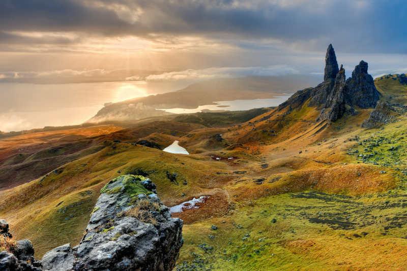 Storr - Scotland