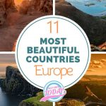 Most beautiful countries in Europe