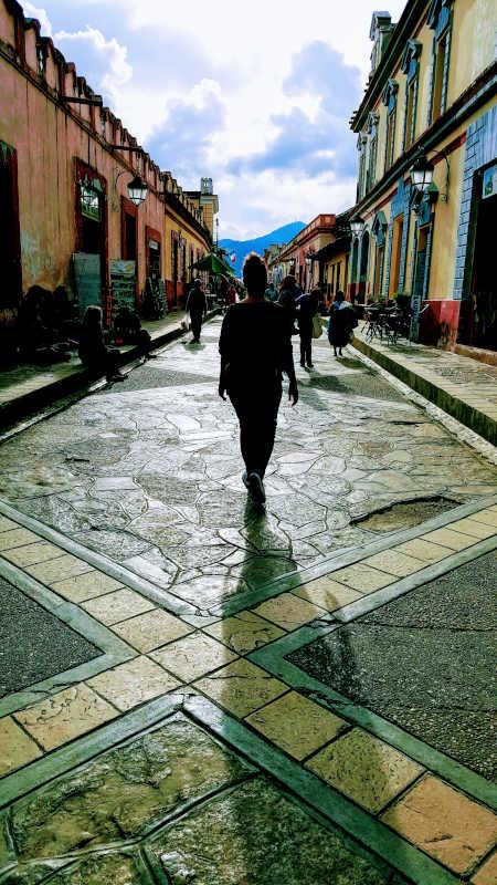 San Cristobal street view