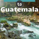 Backpacking Guatema