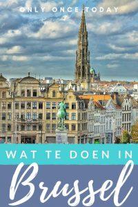 Wat te doen in Brussel?