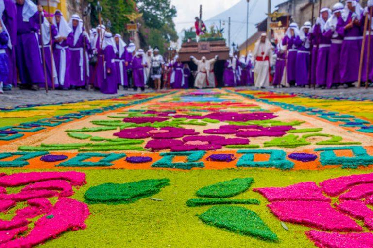 Things to do in Guatemala - Semana Santa in Antigua