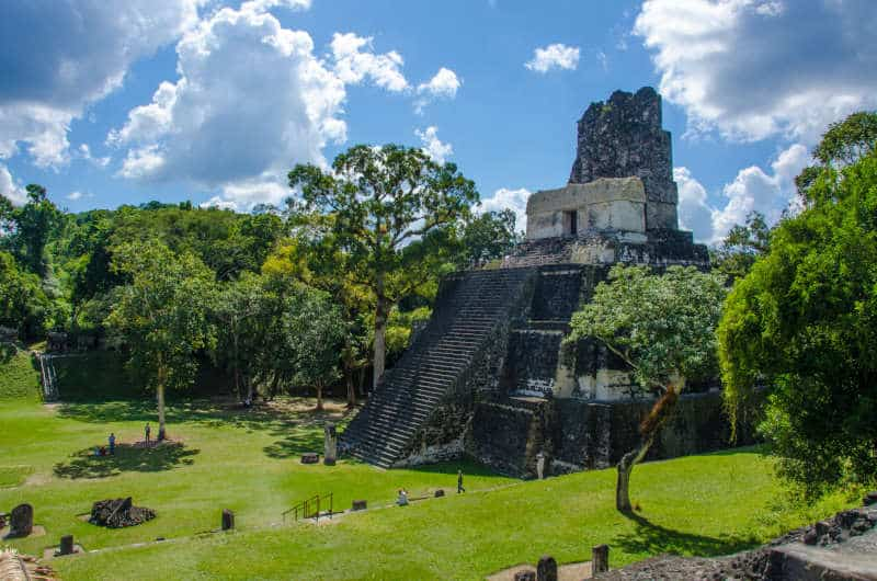 Things to do in Guatemala - Tikal ruins