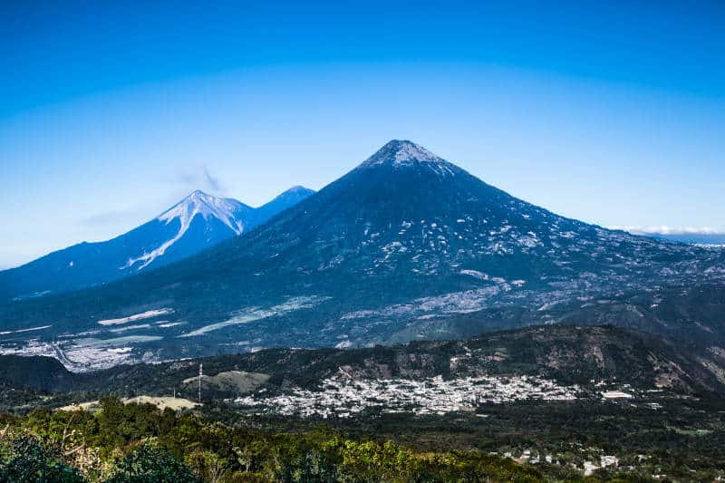 Things to do in Antigua - Volcano hiking