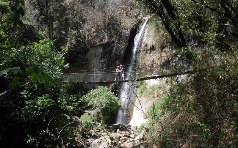 Things to do in Guatemala - Zip line