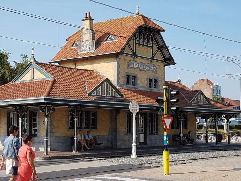 De Haan station
