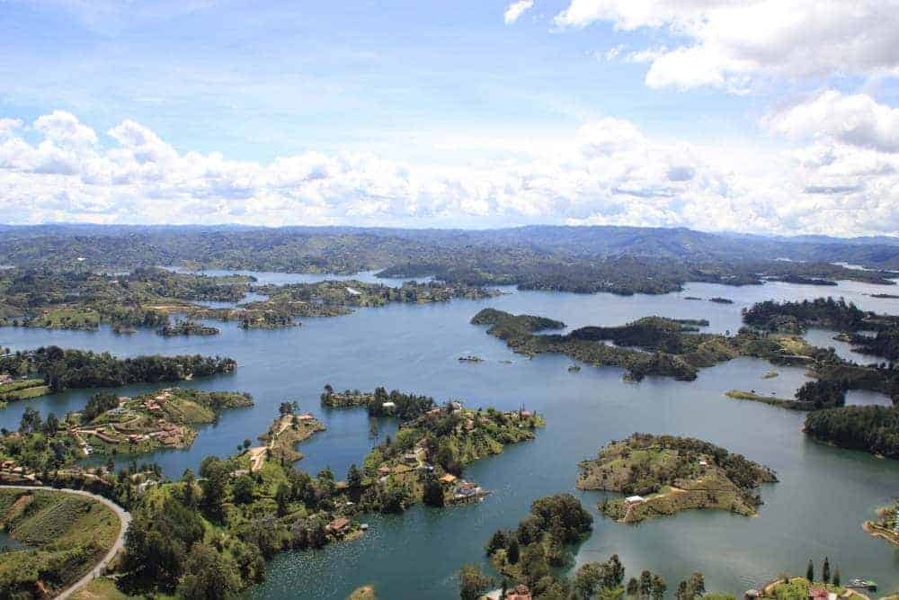 Day trip from Medellin - Guatape