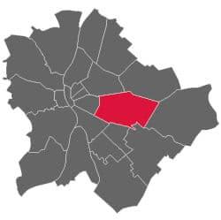 Budapest District 10 Kőbánya